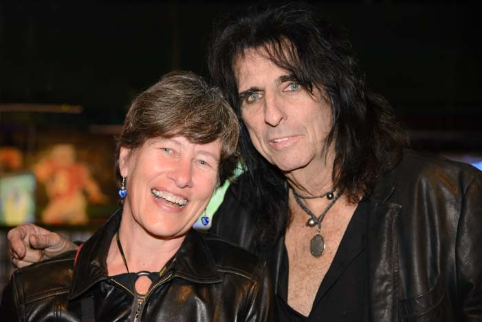 Alice Cooper VIP Benefit Concert for Solid Rock Foundation