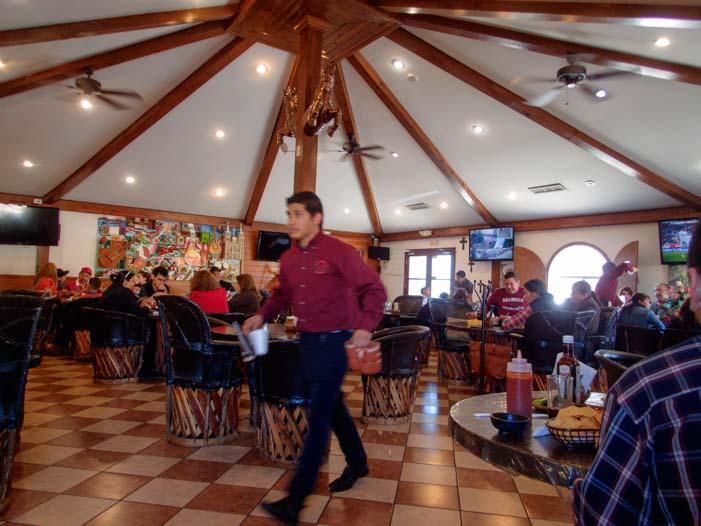 El Parianchi Mexican Restaurant San Luis Mexico