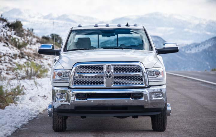 Ram 3500 Dually Truck - Best RV Fifth Wheel Trailer Towing