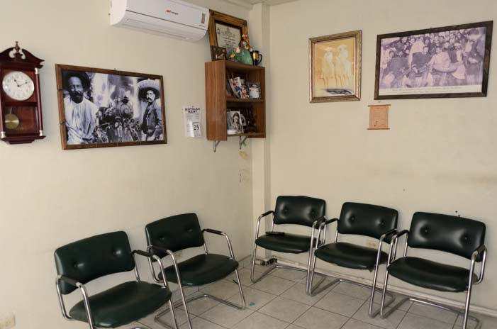 Dr. Sergio Bernal Dentist Office San Luis Mexico-2