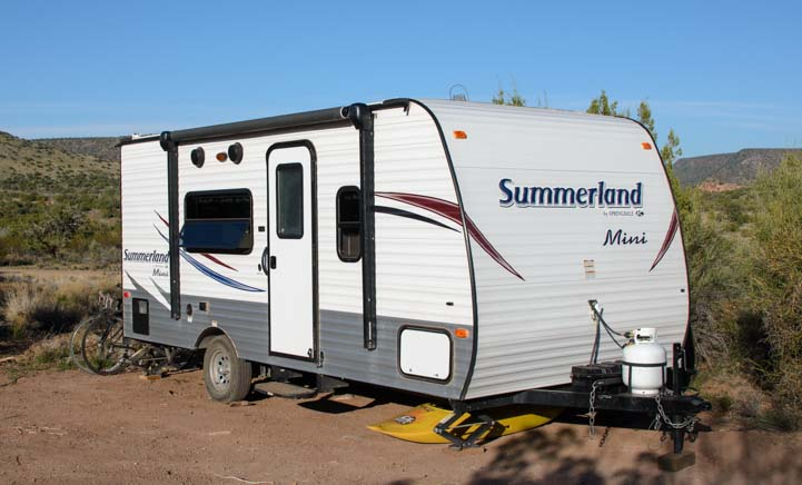 Summerland Travel Trailer by Springdale