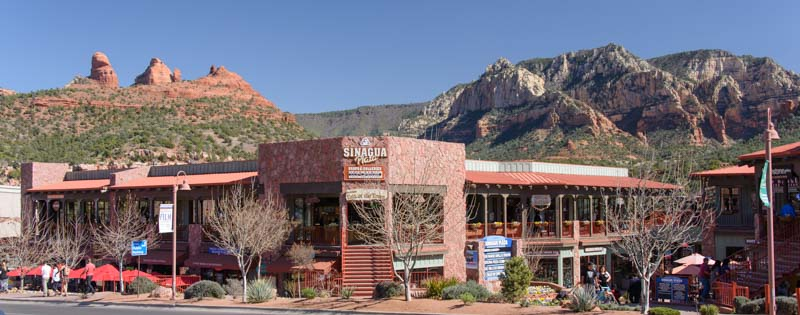 Uptown Sedona Arizona