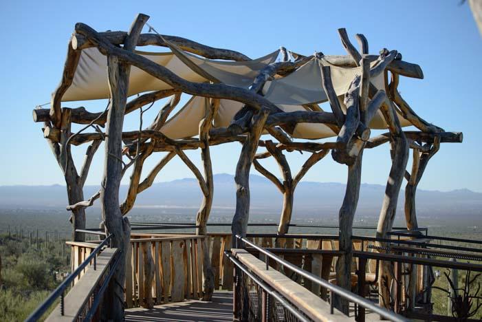 Lookout Area Arizona Sonoran Desert Museum