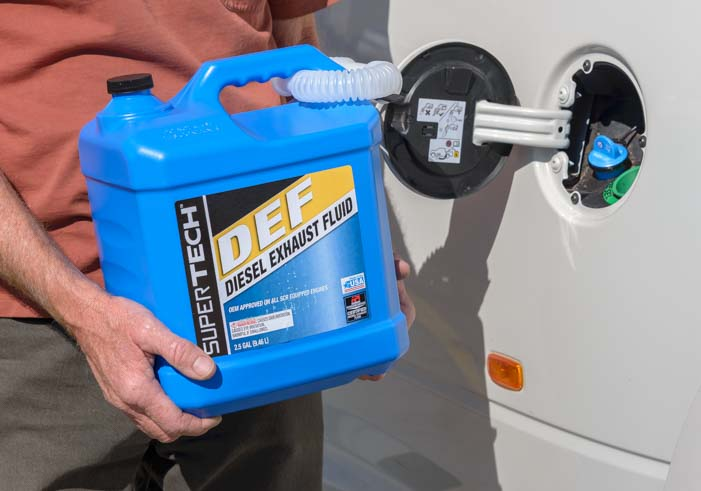 Diesel Exhaust Fluid >> How To Put Def Fluid In A Truck Which Brand Is Cheapest