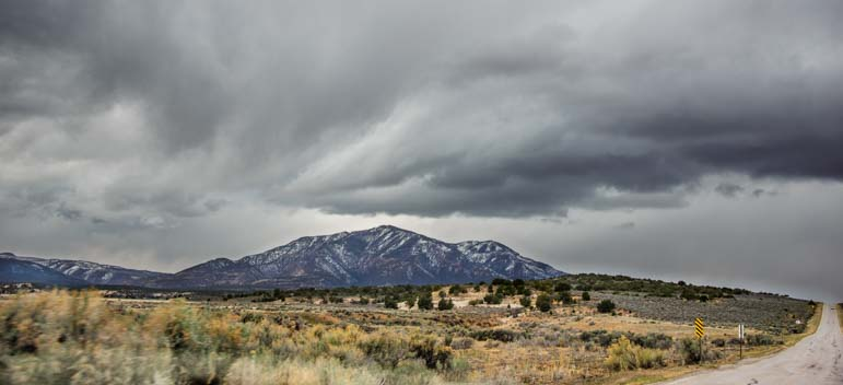 Storm Clouds in Utah