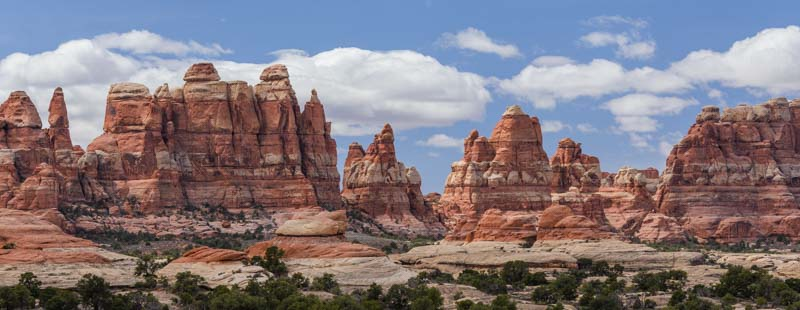 Canyonlands National Park Needles District Utah