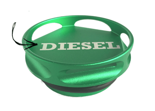 Diesel Gas Cap magnetic for diesel trucks-min