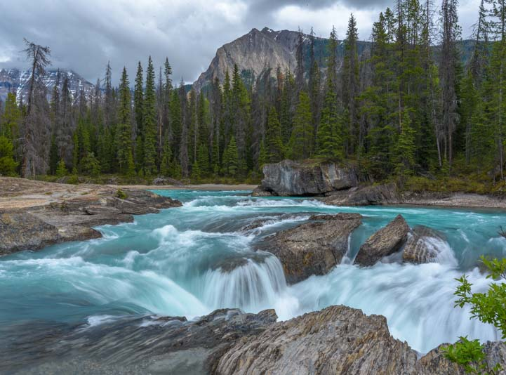 Canadian Rockies RV adventure travel