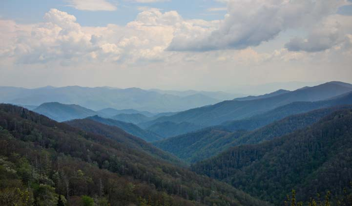 Great Smoky Mountains National Park North Carolina
