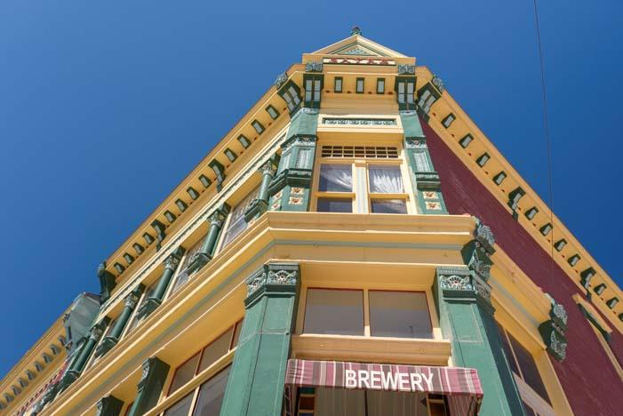 Philipsburg Brewery Home of Coffee Porter Phillipsburg Montana