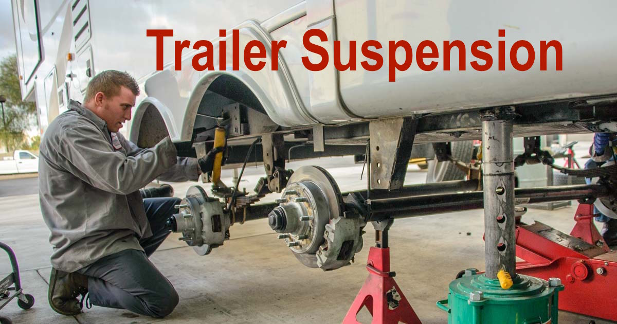 5th Wheel Trailer Suspension Failure Rv Warranty