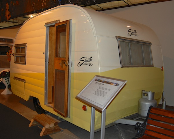 1954 Shasta Travel Trailer
