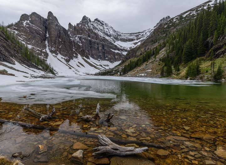 Lake Agnes Banff National Park Canada