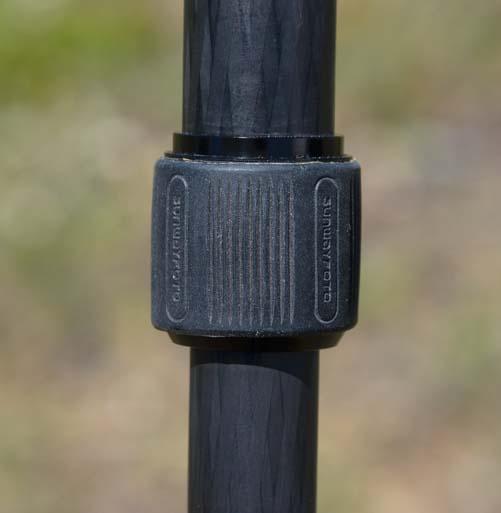 Sunwayfoto T2C40C Tripod leg joints