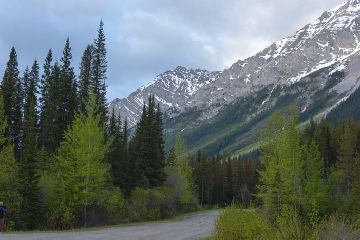 Kananaskis RV travel Country Canada Rocky Mountains