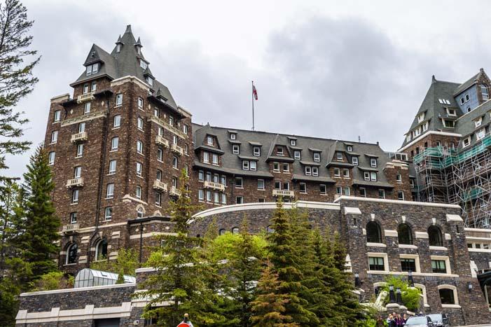 Fairmont Springs Hotel Banff Alberta Canada