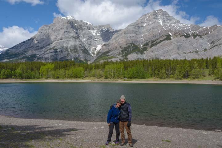 Wedge Pond Kananaskis Country Canadian Rocky Mountains