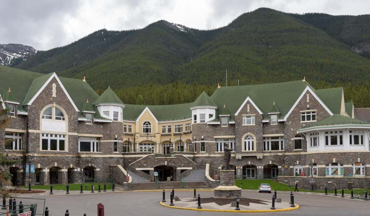Village at Fairmont Springs Hotel Banff Alberta Canada