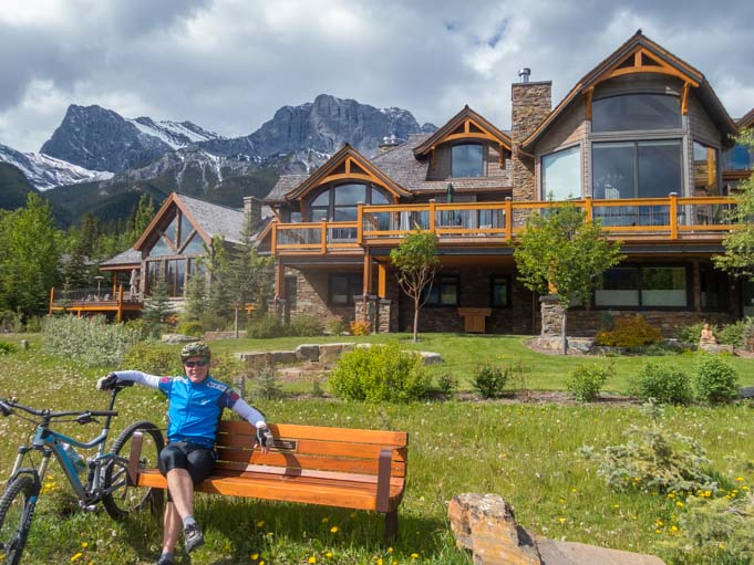 Luxury homes Canmore Alberta Canada