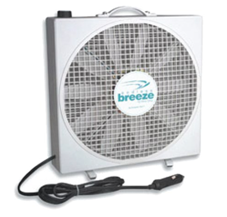 Fan-tastic Endless Breeze Fan