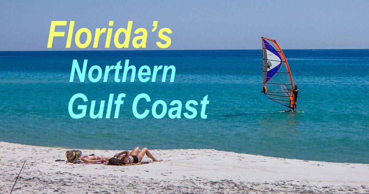 A Summer Rv Road Trip On Florida S Northern Gulf Coast