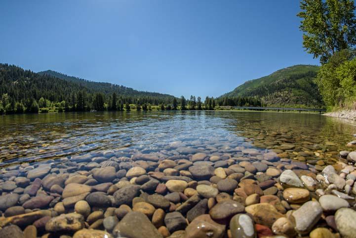 Kootenai River Libby Montana