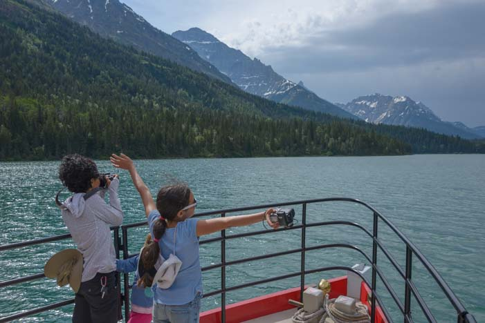 Titanic Waterton Shoreline Cruise Waterton Lakes National Park Canada