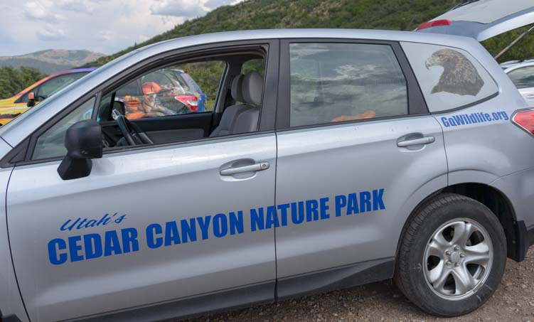 Utah's Cedar Canyon Nature Park by Southwest Wildlife Foundation Cedar City
