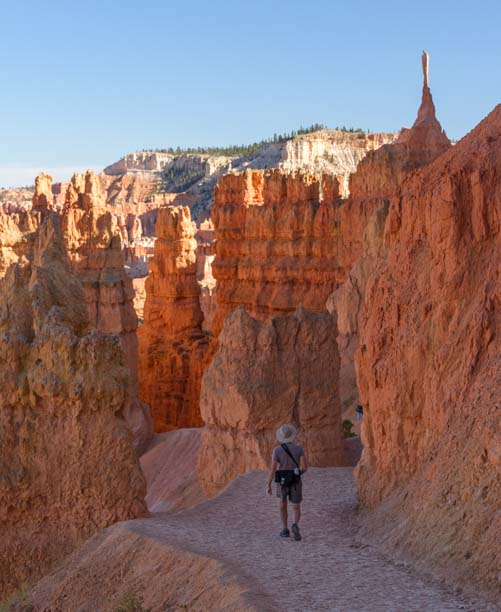 Navajo Loop Trail Bryce Canyon National Park Utah