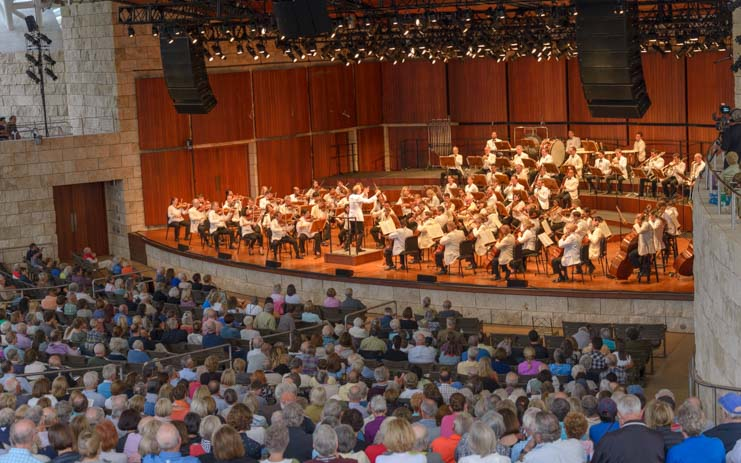 Sun Valley Symphony Summer Concert Idaho