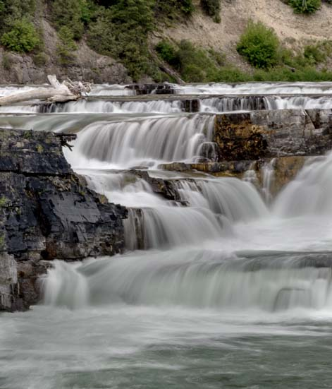 Kootenai Falls Wildlife Management Area Montana