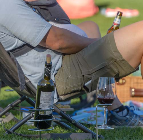 Picnic at Sun Valley Symphony Summer Concert
