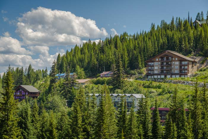 Schweitzer Mountain Ski Resort Sandpoint Idaho
