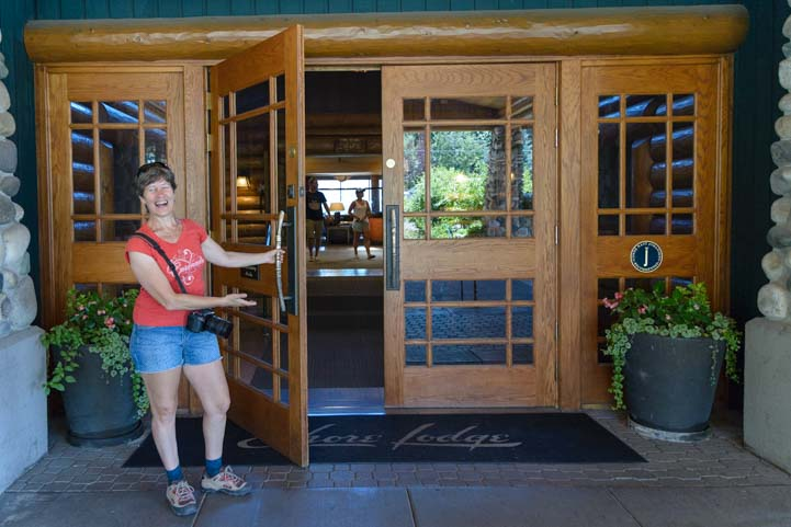 Welcome to the Shore Lodge McCall Idaho