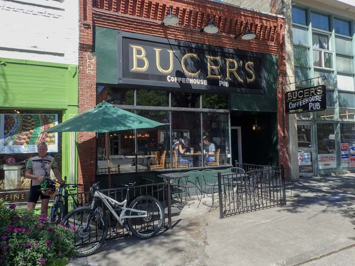 Bucer's Coffeehouse and Pub in Moscow Idaho