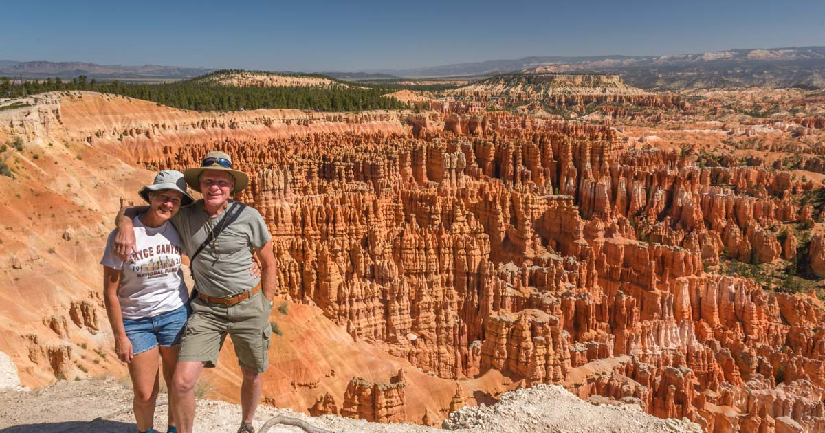 Bryce Canyon National Park Inspiration Point Omg