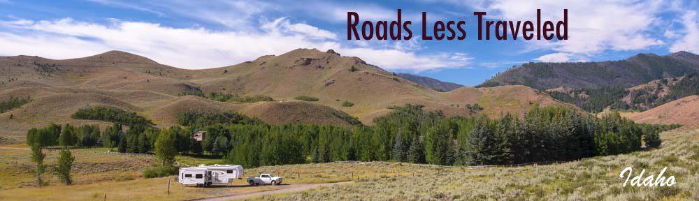 RLT Cover Idaho RV Trip Sawtooth Mountains