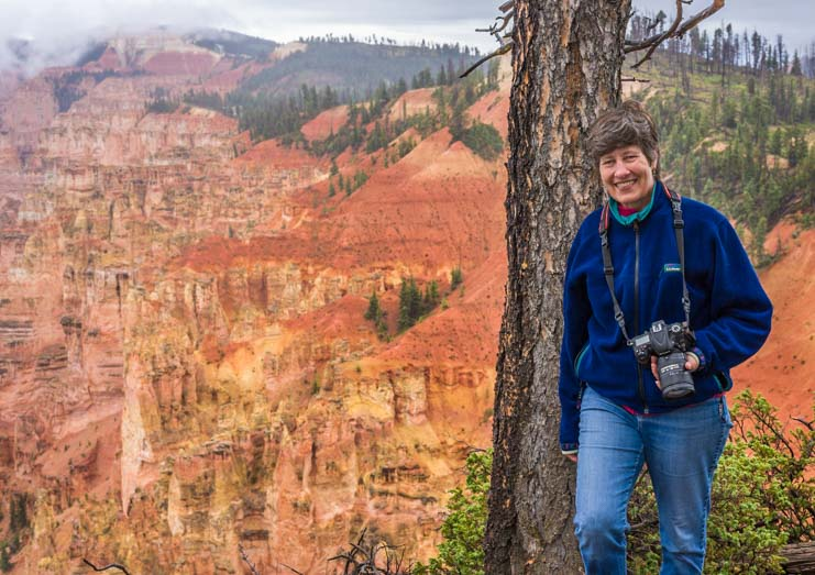 Photography at Agua Canyon Bryce Canyon National Park Utah