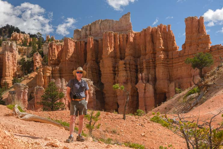 Hiking Fairyland Trail Bryce Canyon National Park Utah