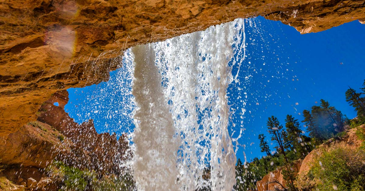 Bryce Canyon National Park Quot Mossy Cave Quot Mystery