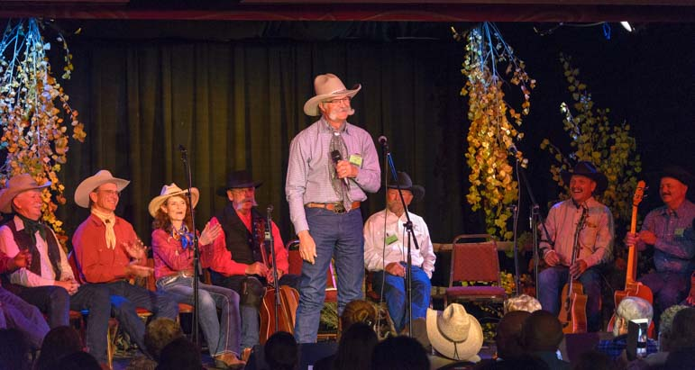 Durango Cowboy Poetry Festival