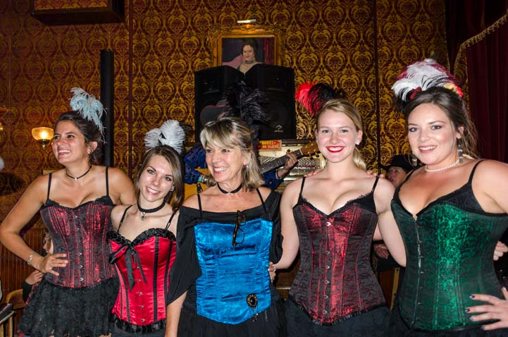 Barmaids Diamond Belle Saloon Strater Hotel Durango Colorado