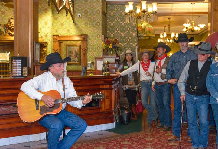 Cowboy Poetry Gathering Durango Colorado