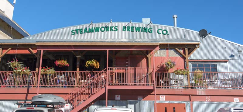 Steamworks Brewing Company Durango Colorado