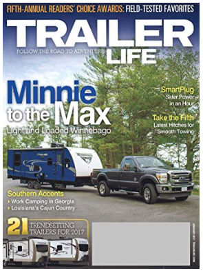 Trailer Life Magazine January 2017