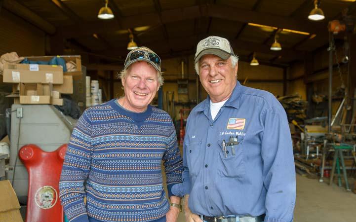 JM Custom Welding Blanding Utah