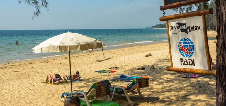 Dive and Relax Dive and Snorkeling Tours Ko Lanta Thailand
