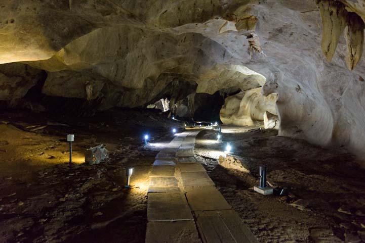 Lawa Cave Kanchanaburi Thailand