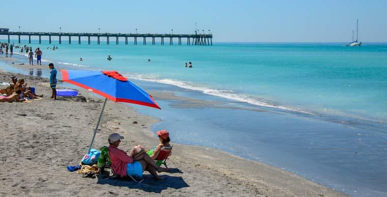 Venice Beach Sarasota Florida
