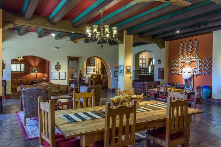 Elegant La Posada Hotel Winslow Arizona